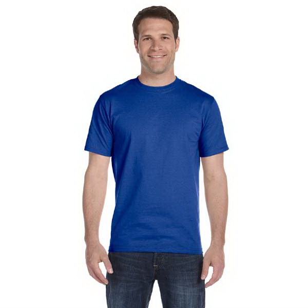 Hanes (r) - Neutrals S- X L - 5.2 Oz. Comfortsoft (r) Cotton T-shirt Photo