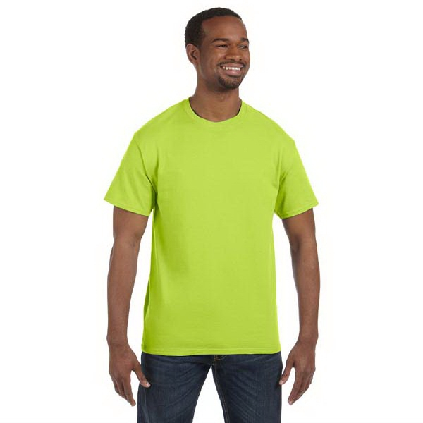 Best (tm) Fruit Of The Loom (r) - Colors S- X L - 5.6 Oz., 50/50 Poly/cotton Preshrunk Jersey T-shirt Photo