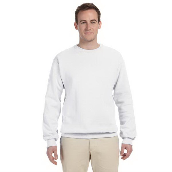Fruit Of The Loom (r) - Heathers S- X L - Fleece Crew Neck Sweat Shirt, 12 Oz Photo