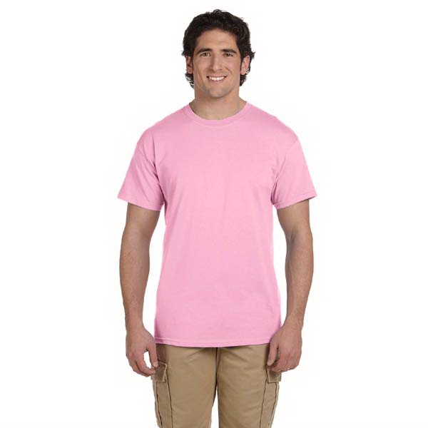 Anvil (r) - Neutrals 3 X L - Men's 6.1 Oz. Basic Cotton T-shirt Photo