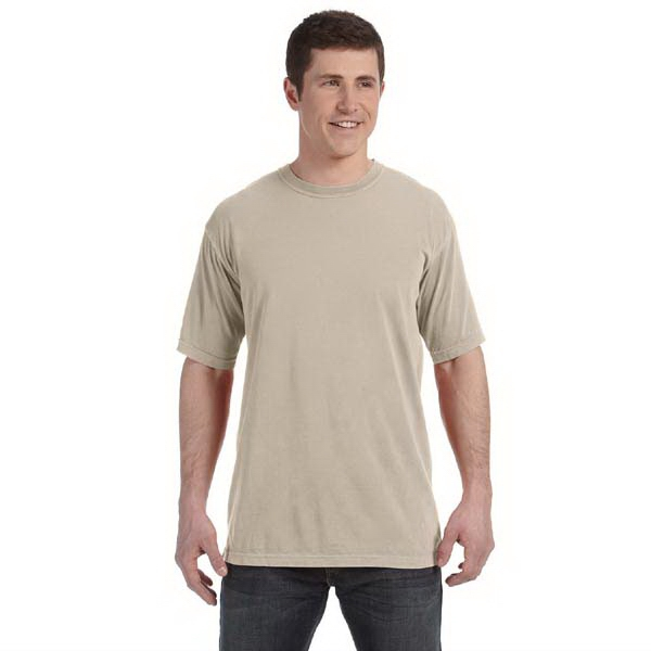 Comfort Colors - S- X L - Men's Ringspun Garment-dyed T-shirt, 4.8 Oz Photo