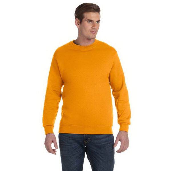 Gildan (r) - Heathers 3 X L - Polyester/cotton Fleece Styled Crew Neck Sweatshirt, 9.3 Oz Photo