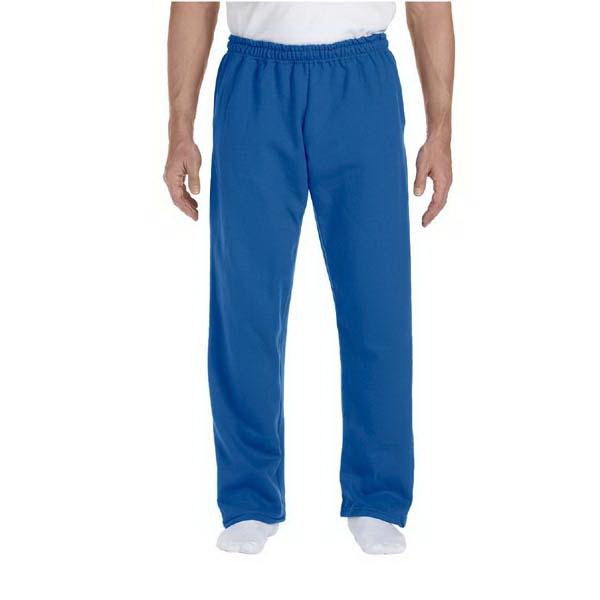 9.3 oz DryBlend(R) 50/50 Open-Bottom Sweat pants