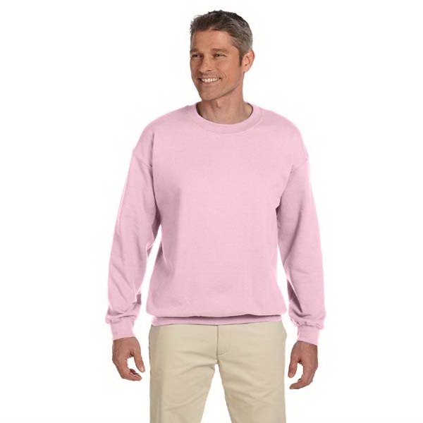 Gildan (r) - Colors S- X L - 7.75 Oz. Heavy Blend (tm) 50/50 Fleece Crew Sweatshirt Photo