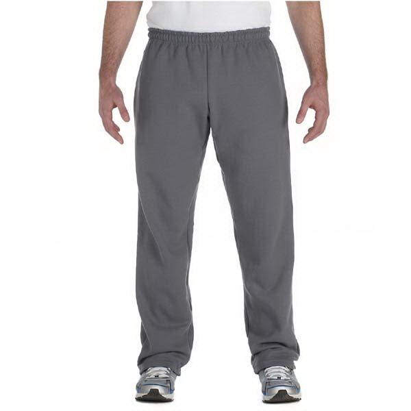8 oz Heavy Blend (TM) 50/50 Open Bottom Sweat pants