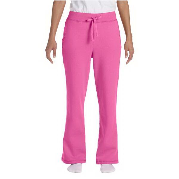 Ladies' Heavy Blend (TM) 50/50 open-bottom sweat pants