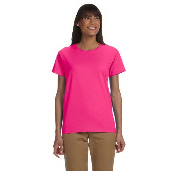 Gildan (r) - Neutrals  X S- X L - Ladies' 6.1 Oz. Ultra Cotton(r) T-shirt Photo