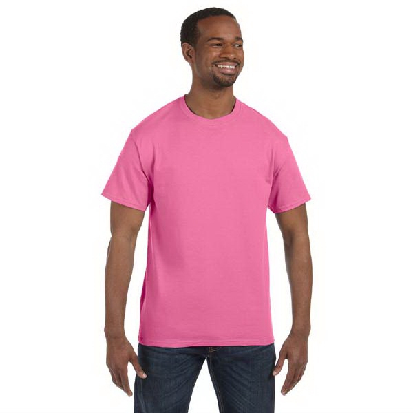 Gildan (r) - Neutrals S- X L - 5.3 Oz. Heavy Cotton, Preshrunk Cotton Unisex T-shirt Photo