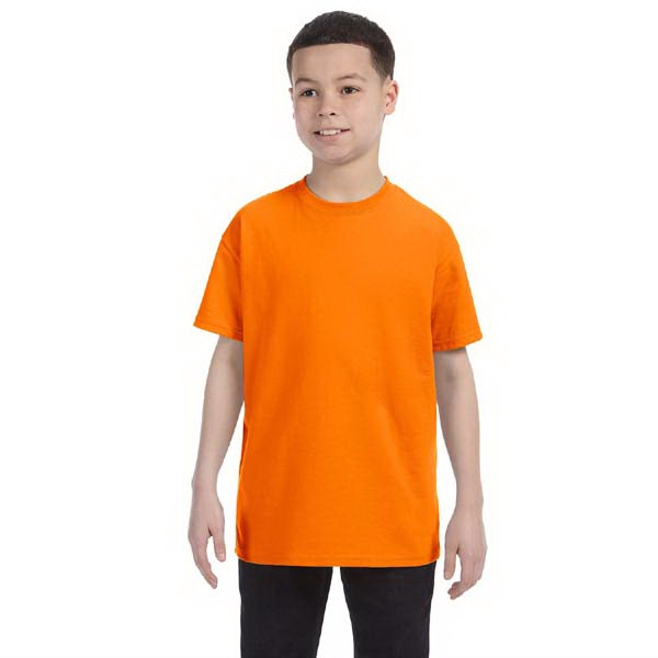Gildan (r) - Colors - Youth 5.3 Oz. Heavy Cotton T-shirt Photo