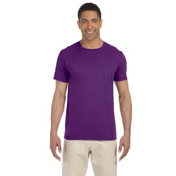 Gildan (r) Softstyle (r) - Neutrals S- X L - 4.5 Oz. Trimmer Fit T-shirt Photo