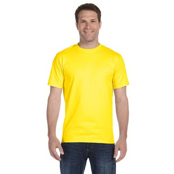 Gildan (r) - Heathers S- X L - 5.6 Oz. Dryblend(r) 50/50 Polyester Blend T-shirt Photo
