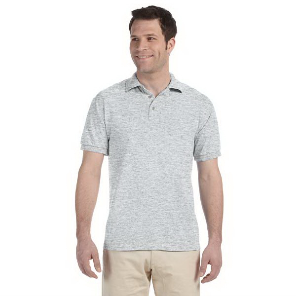 Jerzees (r) - Heathers 3 X L - Blended Jersey Sport Polo Shirt, 5.6 Oz Photo