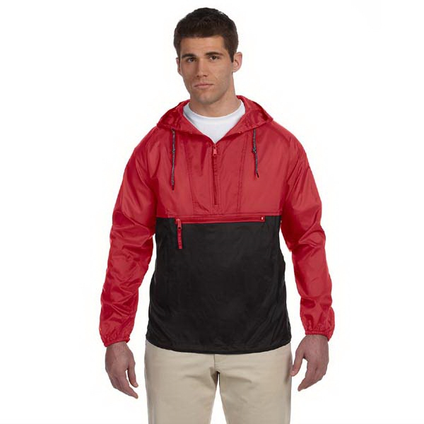 Harriton - S- X L - Packable Jacket Made From 100% Nylon Taffeta Material Photo
