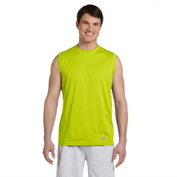 New Balance (r) Ndurance - 2 X L - Athletic Men's Workout T-shirt Photo