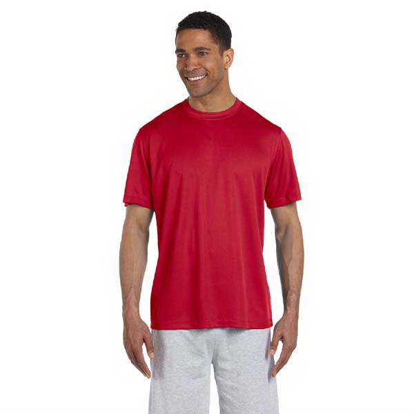 New Balance (r) Ndurance - 2 X L - Athletic Men's V-neck T-shirt Photo