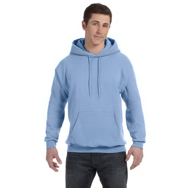 Hanes (r) - Neutrals S- X L - 7.8 Oz. Comfortblend(r) Ecosmart (tm) 50/50 Pullover Hooded Sweatshirt Photo