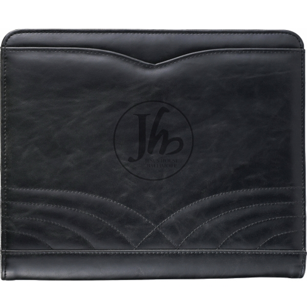 Kate - Tech Padfolio With Zipper Closure Photo