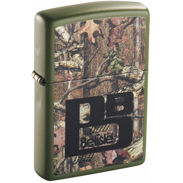Zippo (r) - Windproof Lighter, Mossy Oak Photo
