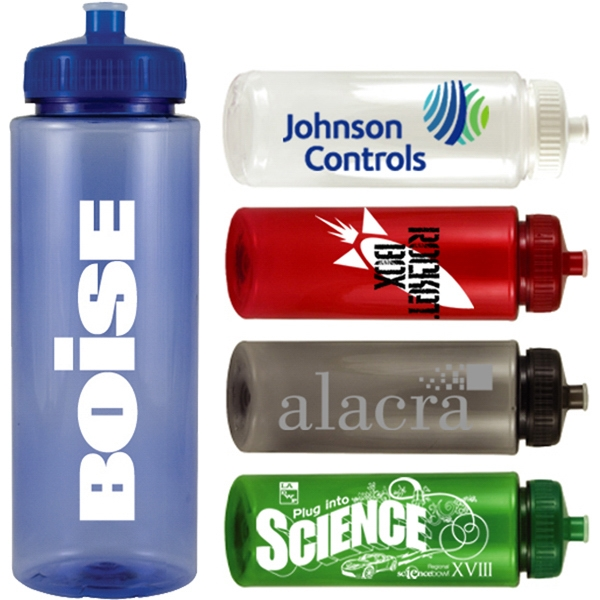 32 Oz Us Made, Bpa Free Pete Sport Water Bottle Photo