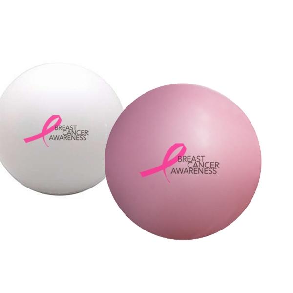 Pink Stress Ball