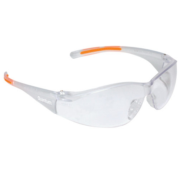 Lightweight Wrap-around Safety Glasses With Nose Piece Photo