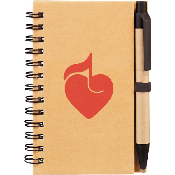 Write And Go - Mini Notebook And Pen Photo