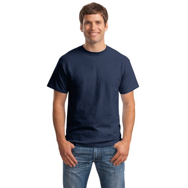 Hanes (r) Beefy-t (r) - S -  X L Neutrals - Born To Be Worn Pre-shrunk Cotton T-shirt Photo