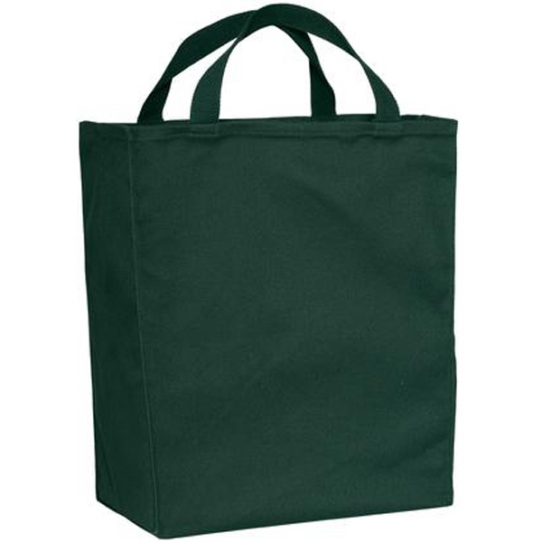 Port & Company (r) - Cotton Twill Grocery Tote With Web Handles Photo