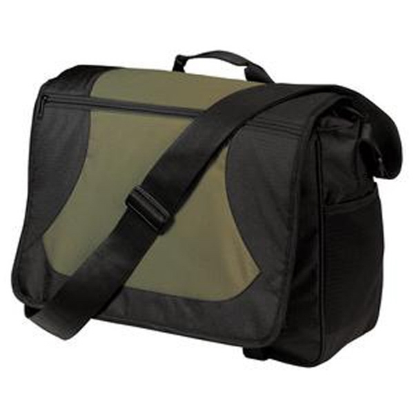 Port Authority (r) Midcity - Light, Durable Messenger Bag Is Business-ready And Full Of Convenient Storage Space Photo