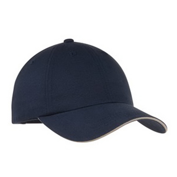 Port Authority (r) - Reflective Sandwich Cap With Reflective Stripe On Back Strap Photo