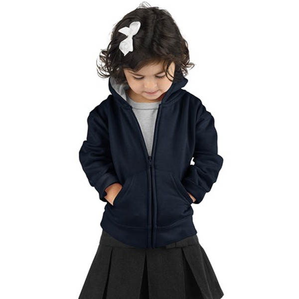 Precious Cargo (r) - Toddler 80% Cotton And 20% Polyester Full Zip Hoody Jacket Photo