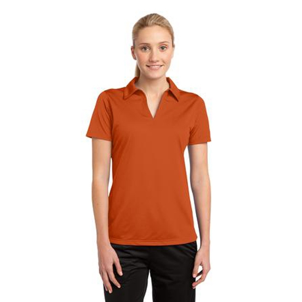 Sport - Tek (r) Posicharge (tm) -  X S -  X L - Ladies' Active Textured Polo Shirt Photo