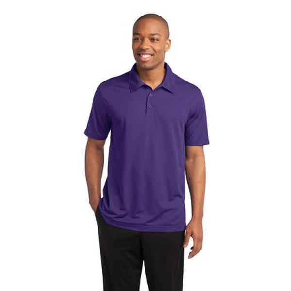Sport - Tek (r) Posicharge (tm) -  X S -  X L - Active Textured Polo Shirt Photo