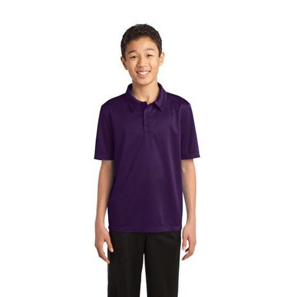 Port Authority (r) - Youth Silk Touch Performance Polo Shirt Photo