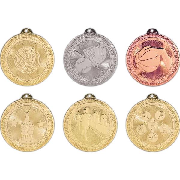 """2"""" BriteLaser Medal"""