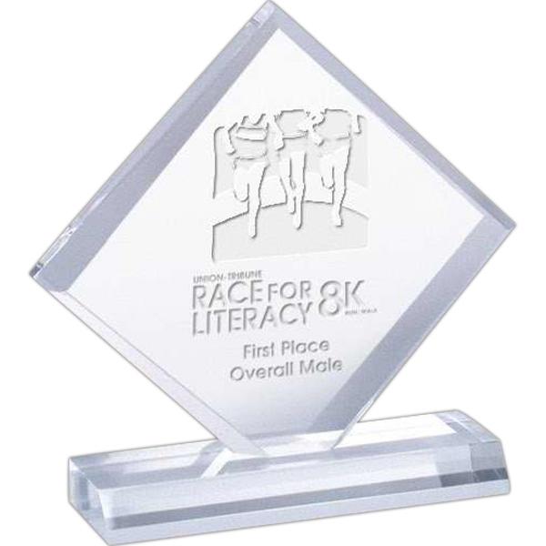Beveled Damond Award