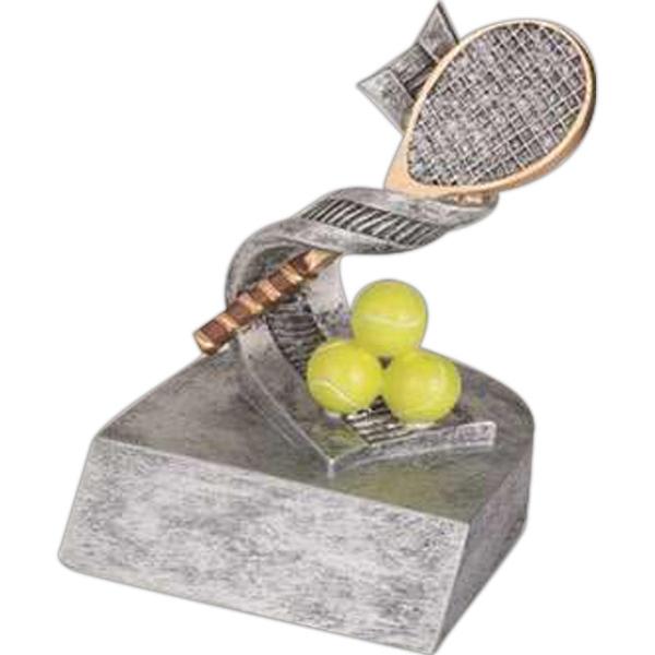 """4"""" Color Tek Resin Trophy"""