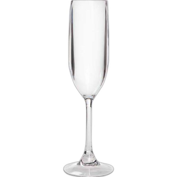 5 1/2 oz. Champagne Flute, Acrylic