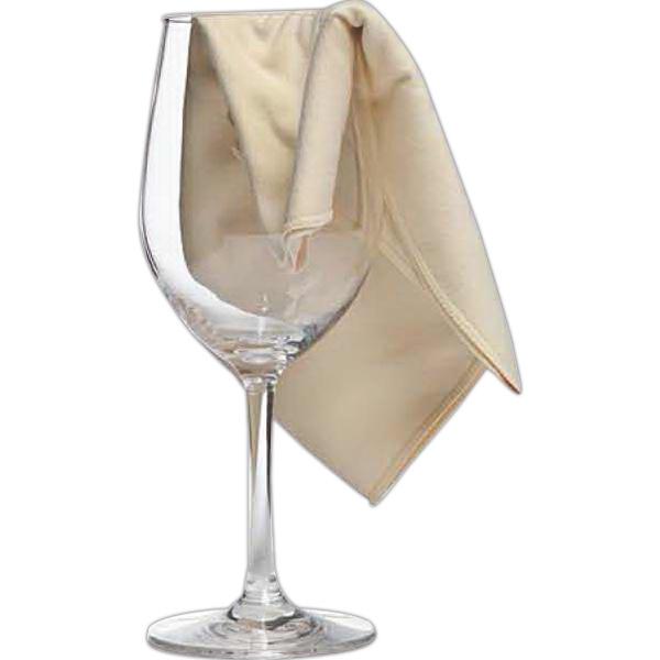 Easy-Shine™ Microfiber Glassware Towels - Two Each