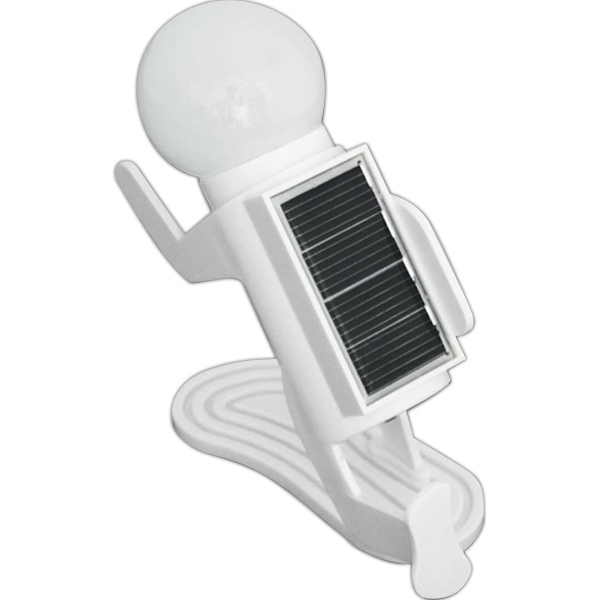 Solar Runner Shaped Light Photo