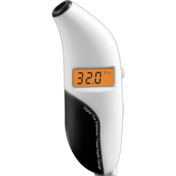 Digital Tire Gauge With Lcd Display Photo
