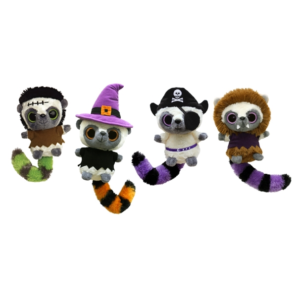 "Custom 5"" YooHoo Halloween Assortment"