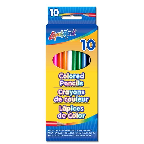 10pk Colored Pencils