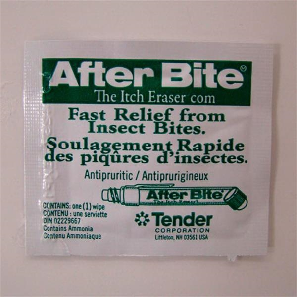 After Bite (r) - After Bite (r) Bug Sting Wipes. Blank Photo