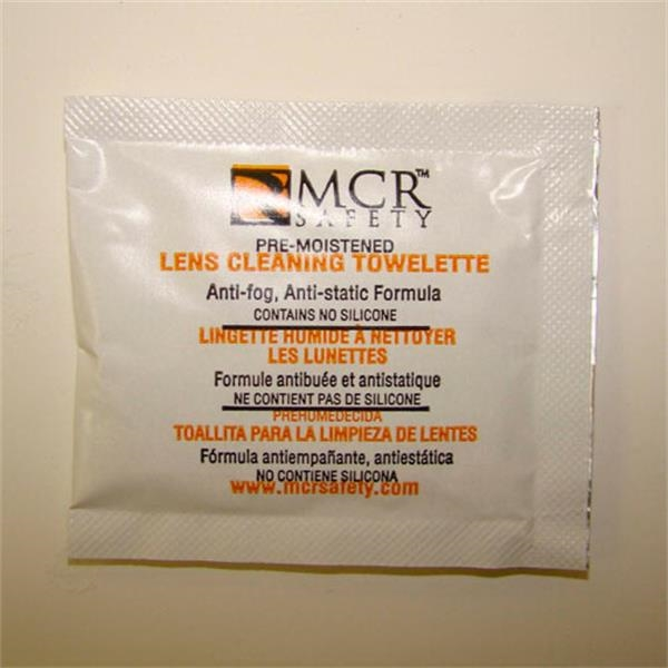 Lens Wipes. Blank Photo