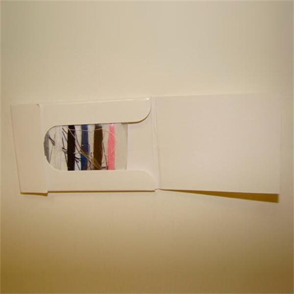 Sewing Kit. Blank Photo