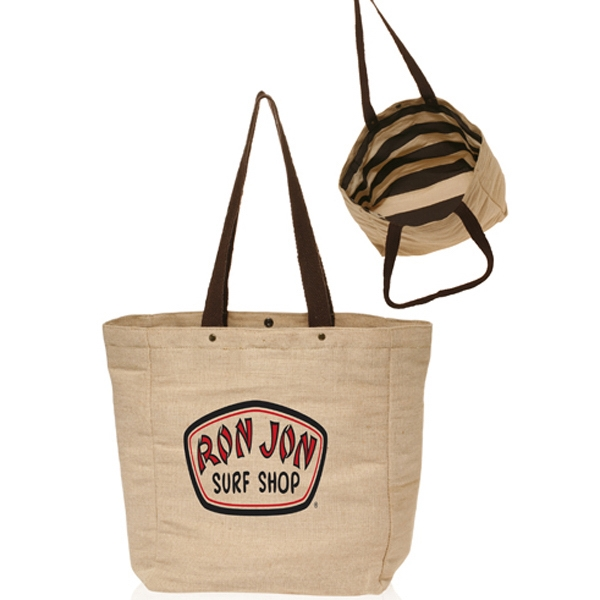 Cotton-Jute tote bag