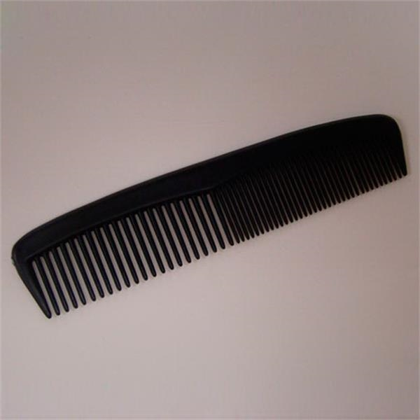"Black Comb, 5"". Blank Photo"