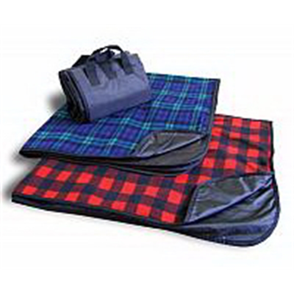 50x60 Picnic Blankets - Solids