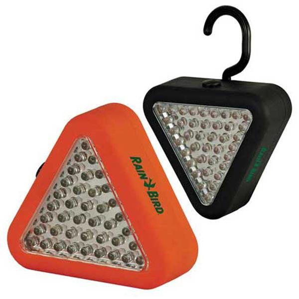 Light Up Work & Safety Light - 39 LEDs - Black & Orange - Light up work & safety light, 39 LEDs, black & orange (assorted).